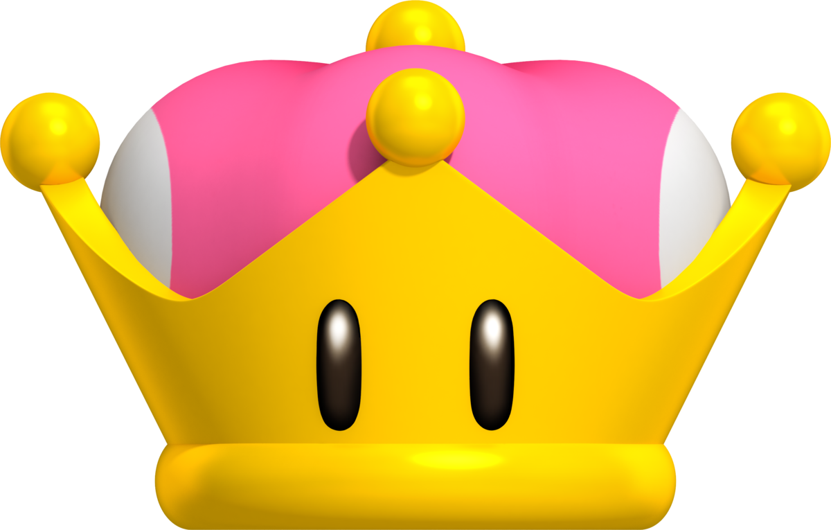 Super Crown - Super Mario Wiki, the Mario encyclopedia