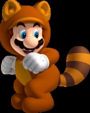 Tanooki Mario Super Mario Wiki The Mario Encyclopedia