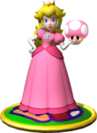 Peach Artwork - Mario Party 4.png