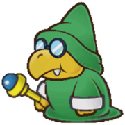 PMTTYD Green Magikoopa Sprite.png