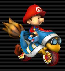 Magikruiser Super Mario Wiki The Mario Encyclopedia