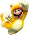 Cat Mario Artwork - Super Mario 3D World.png