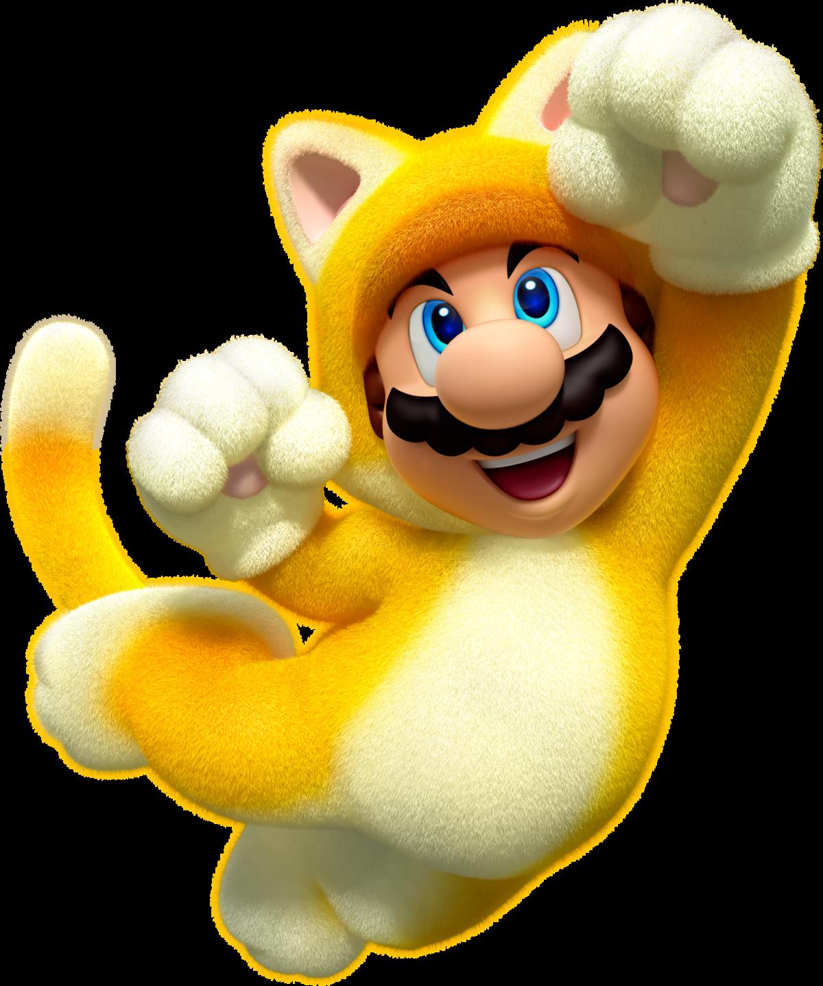 Cat Mario , Super Mario Wiki, the Mario encyclopedia