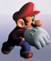 Mario Punch Artwork - Super Mario 64.png