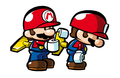 Mini Mario (winding) - Mario vs. Donkey Kong.png