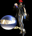 Bayo2 - Bayonetta and Chain Chomp.png