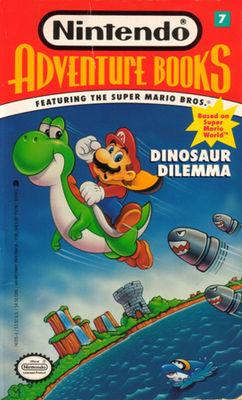 Dinosaur Dilemma Super Mario Wiki The Mario Encyclopedia