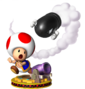 Toad Artwork - Mario Party 5.png