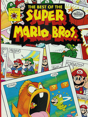 Nintendo Comics System Super Mario Wiki The Mario
