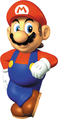 Mario Leaning Artwork - Super Mario 64.png