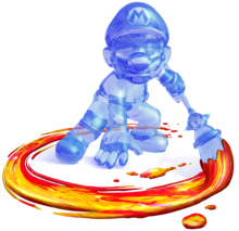 Shadow Mario Artwork Super Mario Sunshine.png