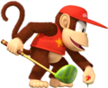 Diddy Kong Artwork - Mario Golf World Tour.png