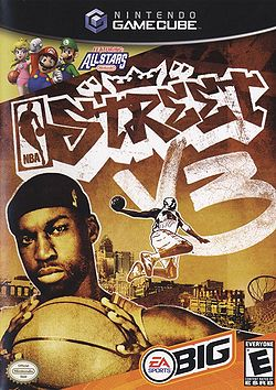 NBA Street V3 Super Mario Wiki the Mario encyclopedia