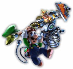 LM3 King MacFrights and Luigi artwork.png