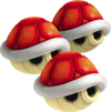 Triple Red Shells MK7.png