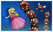 goomba tower super mario wiki the mario encyclopedia