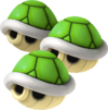 Triple Green Shells MK7.png