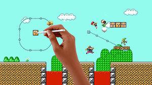 Super Mario Maker (stage) - Super Mario Wiki, the Mario encyclopedia