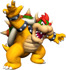 Bowser Super Mario Wiki The Mario Encyclopedia