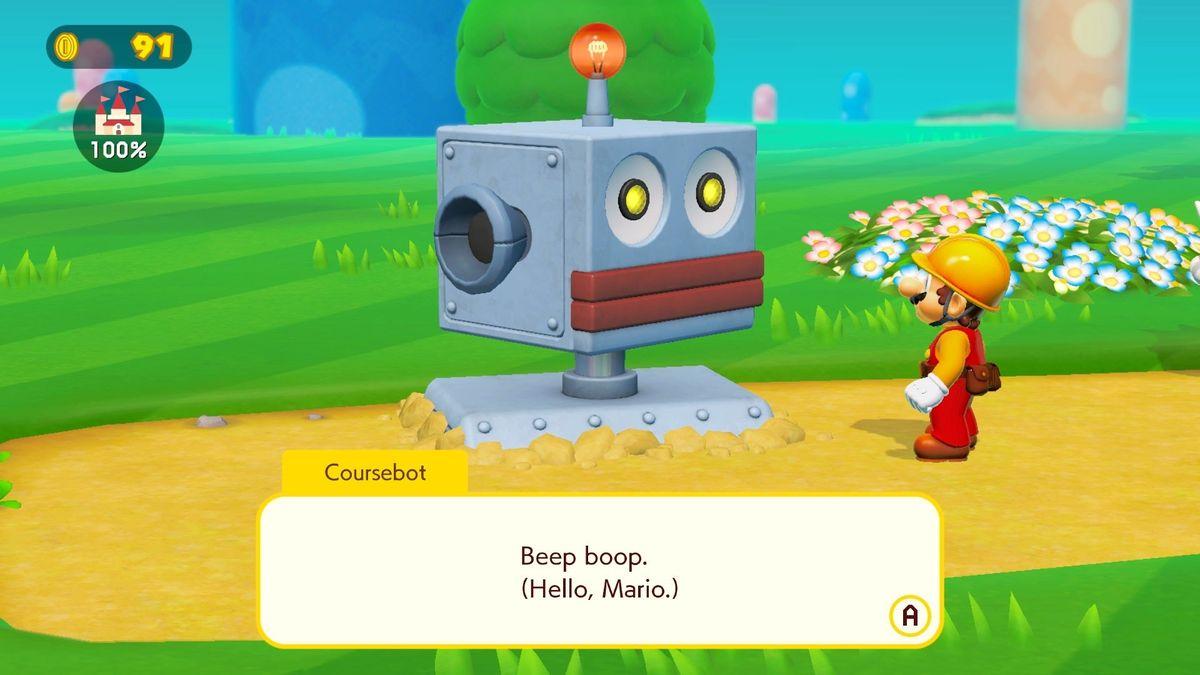 Coursebot - Super Mario Wiki, the Mario encyclopedia