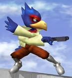 Falco Lombardi - Super Mario Wiki, - 43.8KB