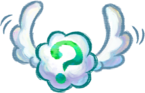 Winged Cloud Artwork - Yoshi's New Island.png