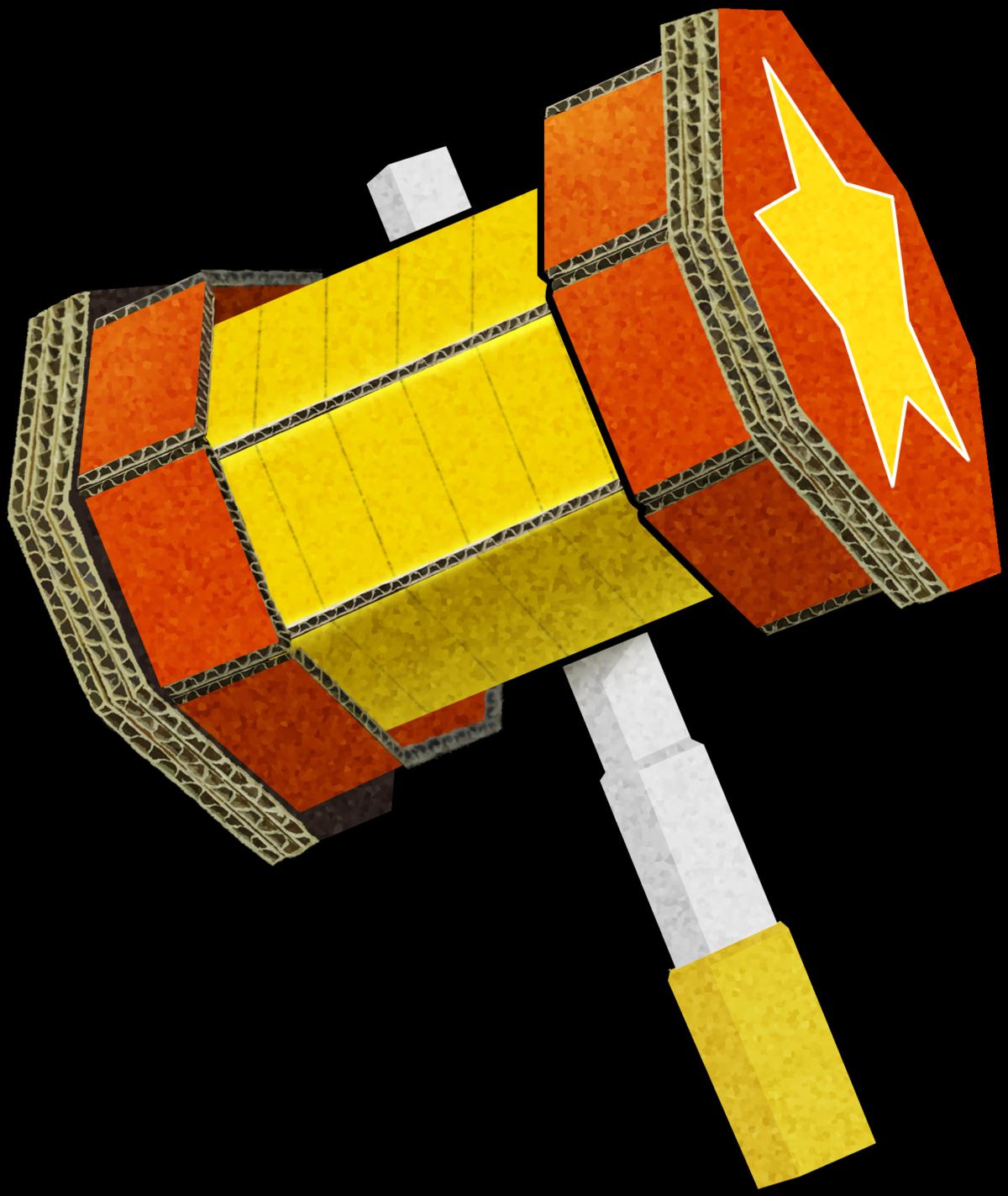 Trio Attack Hammer Super Mario Wiki The Mario Encyclopedia