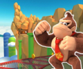 MKT Icon RockRockMountain3DS DonkeyKong.png