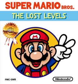 Super Mario Bros The Lost Levels Super Mario Wiki The Mario