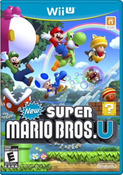 New Super Mario Bros U Super Mario Wiki The Mario