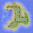 SMK Koopa Beach 2 Overhead Map.png