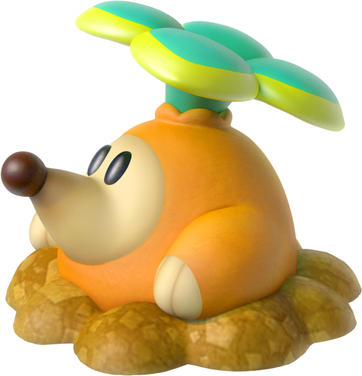 Mole Captain Toad Treasure Tracker Super Mario Wiki