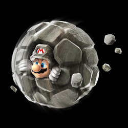 Rock Mario Super Mario Galaxy 2.png