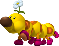 Wiggler Super Mario Wiki The Mario Encyclopedia