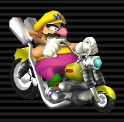 Wario Bike - Super Mar...
