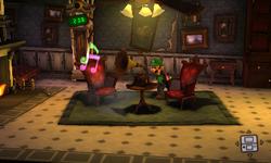Parlor Luigi S Mansion Dark Moon Super Mario Wiki