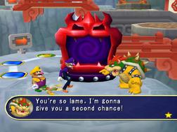 Last Five Turns Event Super Mario Wiki The Mario Encyclopedia