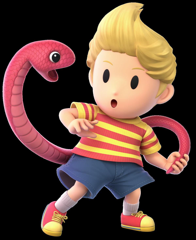 Lucas - Super Mario Wiki, the Mario encyclopedia