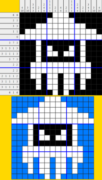 Picross A Answers 125.png