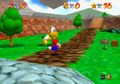 Super Mario 64 - Super Mario Wiki, the Mario encyclopedia