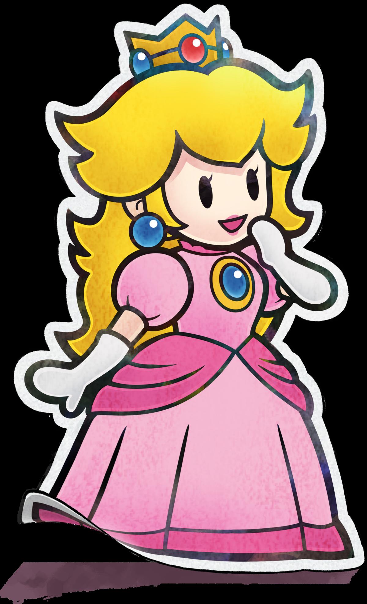 Mario wiki peach