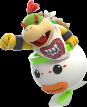Junior Clown Car Super Mario Wiki The Mario Encyclopedia