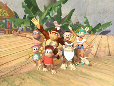 Donkey Kong Country (television series) - Super Mario Wiki, the