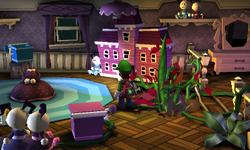 Rumpus Room - Super Mario Wiki, the Mario encyclopedia