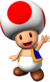 Toad Artwork - Mario Party 6.png