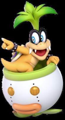 Iggy Koopa Super Mario Wiki The Mario Encyclopedia
