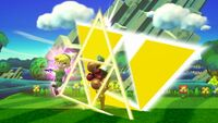 Toon Link Triforce Slash Wii U.jpg