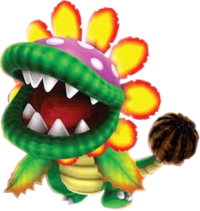 Dino Piranha - Super Mario Wiki, the Mario encyclopedia