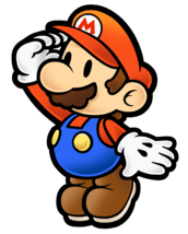 PMTTYD Curious Mario Artwork.png