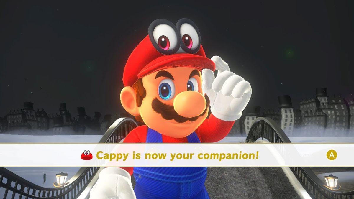 Cappy Of The Cap Kingdom Super Mario Wiki The Mario Encyclopedia